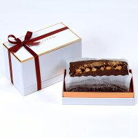 ダロワイヨ ギフト 内祝 お返し チョコレート ショコラノワゼット チョコレート味 パウンドケーキ お誕生日 内祝 プチギフト ブライダル 引き菓子 楽ギフ_包装