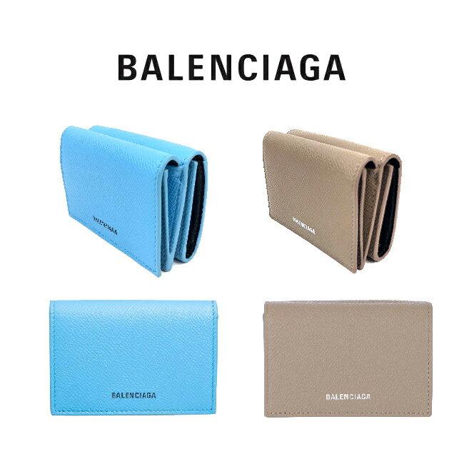 財布・ケース, レディース財布  BALENCIAGA Ville Mini Wallet 2558208 0OTG3
