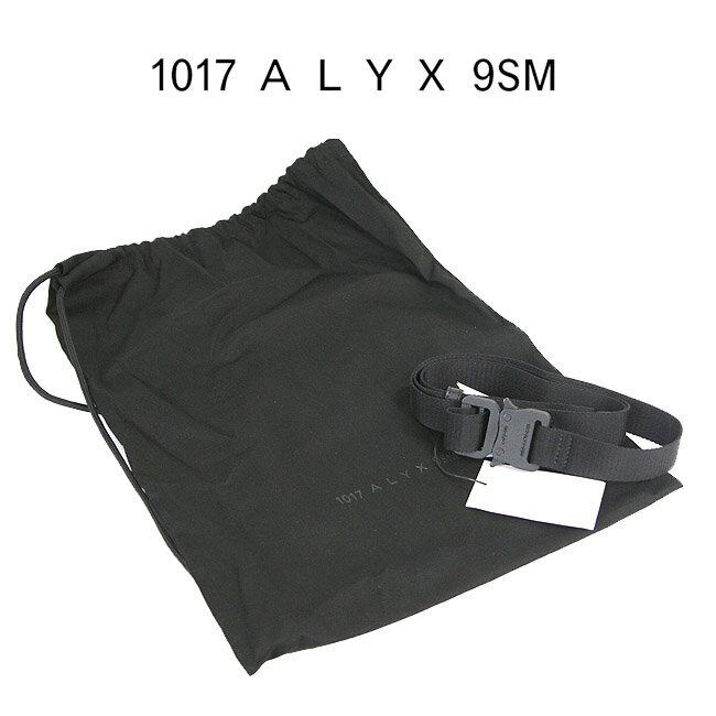 ベルト・サスペンダー, メンズベルト ALYX MEDIUM ROLLERCOASTER BELT (BLACK)AAUBT0002FA02