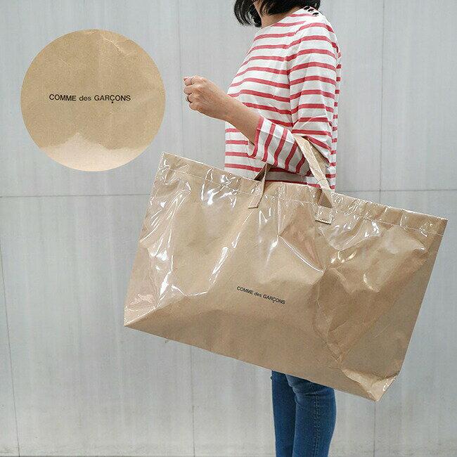 レディースバッグ, ハンドバッグ  COMME des GARCONS COMME des GARCONS transparent paper tote bag(BEIGE)GGK201-01