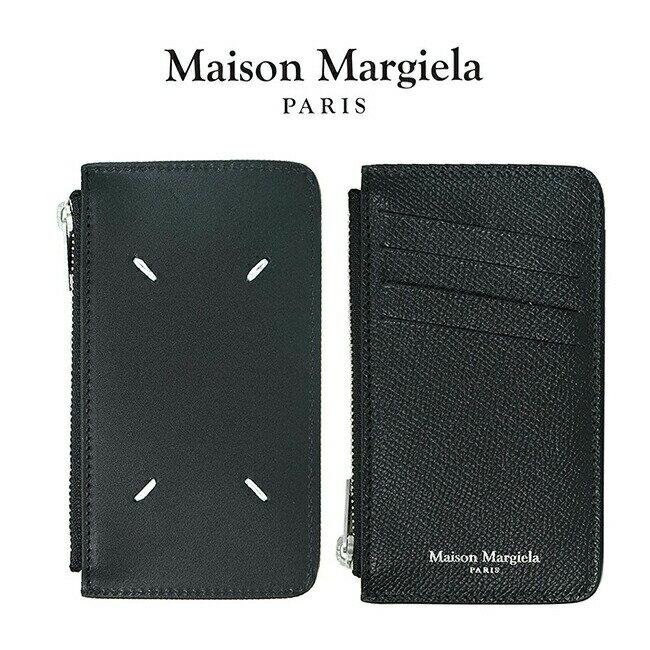 財布・ケース, メンズコインケース MAISON MARGIELA FRAGMENT WALLET T8013 BLACK S55UA0023-P0399