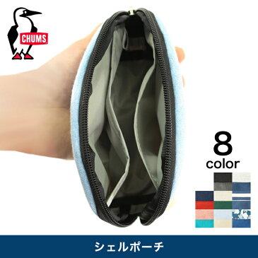 【CHUMS チャムス】メンズ ポーチ シェルポーチ CH60-0692