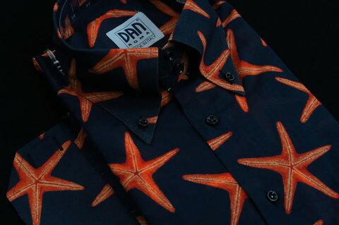 ★表示価格より30%OFF★FACEBOOK_58 marina ( star fish ) in cotton voile★LIMITED EDITION SU MISURA 少数限定品です★marina ( star fish ) in cotton ヒトデをあしらています