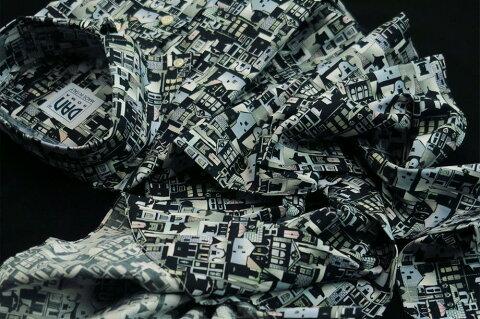 ★表示価格より30%OFF★FACEBOOK64 CITY METROPOLIS ローマかも・・★LIMITED EDITION SU MISURA 少数限定品ですTessuto e_l_2017 CITY_01