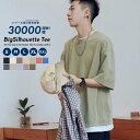 【累計販売枚数30000枚突破 メール便送料無料】 韓国 ファッション メンズ tシャツ ビッグシルエット レイヤード 半袖 無地 おしゃれ ビッグtシャツ オルチャンファッション 綿100% コットン 韓国服 テレワーク おうちコーデ ピスタチオカラー くすみカラー