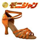 【即納】モニシャン・ダンスシューズ(靴)【練習用にもお勧め】女性ラテンダンスシューズDFL3319