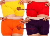 【インナーにオススメ!カジュアルカラーホットパンツ】BB15ダンスパンツ|ダンスウェアー|dance|ストレッチパンツ|ヨガウェア|フィットネスウェア|ヨガパンツ|ヨガ|ダイエット|スリム|ベリー|ダンスウェア|ベリーダンス衣装