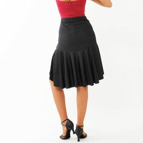 【Sansha】サンシャサルサ・ラテンダンス用スカートD0815N《ダンス用品、ジャズダンス、社交ダンス、バレエ用品》