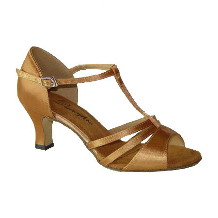 ダンスシューズ・社交ダンスシューズ・レディース【セミオーダー】女性ラテンシューズ・ベージュ168307セミオーダー品ですのであなたにぴったりの1足がつくれますよ♪