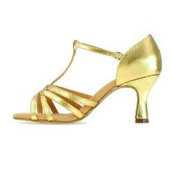 【セミオーダー】モニシャン・社交ダンスシューズ(靴)女性ラテンダンスシューズFL3002