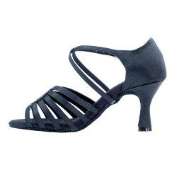 【セミオーダー】モニシャン・社交ダンスシューズ(靴)女性ラテンダンスシューズFL3014