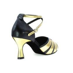 【セミオーダー】モニシャン・社交ダンスシューズ(靴)女性ラテンダンスシューズFL3246