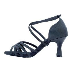 【セミオーダー】モニシャン・社交ダンスシューズ(靴)女性ラテンダンスシューズFL3284