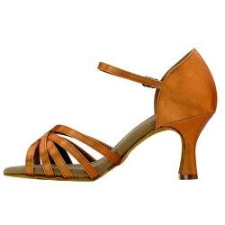 【セミオーダー】モニシャン・社交ダンスシューズ(靴)女性ラテンダンスシューズFL3309