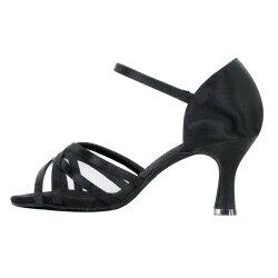 【セミオーダー】モニシャン・社交ダンスシューズ(靴)女性ラテンダンスシューズ(メッシュ)FL3424