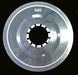 [ポイント最大9倍][3個までゆうパケット送料250円]スポークプロテクター ボスフリー用 透明(クリア) ローギア歯数24〜28T スポーク穴数36H 自転車の外装6段変速機に キアーロオリジナルプロテクターに交換