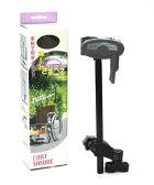 [ママ割登録とエントリーでポイント5倍]カートさすべえ(レンチ・スパナ付き) 車椅子用 傘スタンド 傘立てユナイト さすべえ ベビーカー 車椅子 シルバーカーに取り付けられるさすべえ。軽い力で角度調整が出来るのでお年寄り、女性にもおすすめ