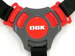 【取寄せ】OGK自転車子供乗せ(チャイルドシート)シートベルト(RBC-010DX3用)交換用BT-028Kグレー、茶(ブラウン)745GA0子供乗せ用補修ベルト3点式(シートベルト部分のみ販売)3点式シートベルトセット