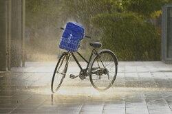 自転車用雨除けカバー※鞄を入れるカバー大久保製作所自転車用バッグ