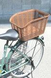 全エントリーでポイント6倍以上【OGK】自転車用後ろかご 取手付リアバスケット RB-005