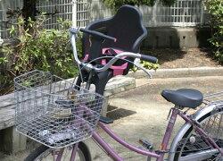 【OGK】フロント子供のせ自転車用FBC-003Sハデカワ仕様【ご注文に関しましては必ずお問い合わせください】