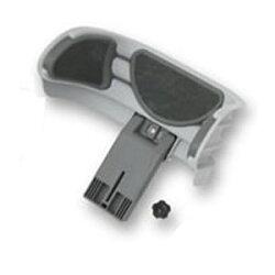 OGK可動式ヘッドレストHR-002Nアイボリー