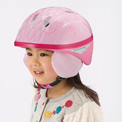 こどもヘルメット用耳あて チャイルドメット用耳あて 防寒耳カバー Mafron