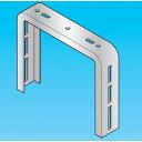 RDダクト用支持架台の門部分(RZBと組み合わせて使用) RZM-300-MS-A-ZA 材質:高耐食鋼板、タイプ:MS、A(mm):248、H(mm):178 コードNo.:73576