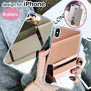 【在庫処分】 iPhone12 Pro MaX iPhone12 mini iPhoneSE2 ミラー付き ケース 耐衝撃 クリア おしゃれ かっこいい iPhoneケース スマホケース