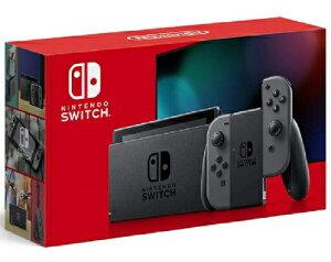 [新品] 任天堂 新型Nintendo Switch Joy-Con(L)/(R) グレー 4902370542905 新型スイッチ