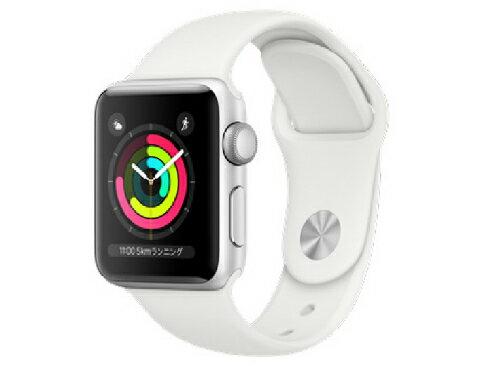 スマートフォン・タブレット, スマートウォッチ本体  Apple Watch Series 3 GPS 38mm MTEY2JA 4549995043365