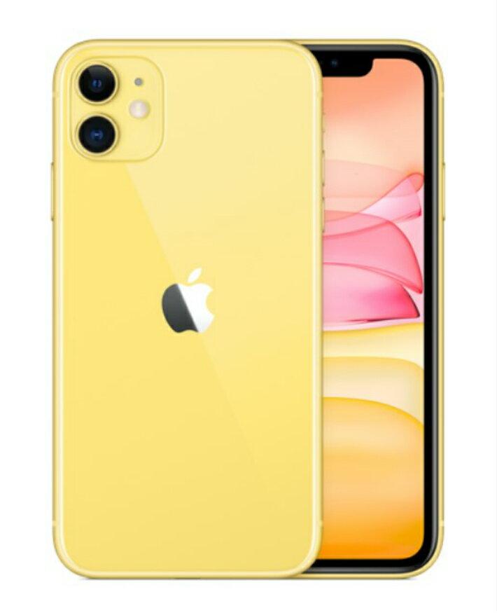 【5%還元対象】[新品] Apple アップル iPhone11 128GB SIMフリー イエロー MWM42J/A 45499950827...