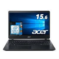 【5%還元対象】[新品]AcerエイサーAspire515.6型ノートPCA515-53-N78U/KCorei78GB256GBWindows10WPSOfficeオブシディアンブラック4515777599726