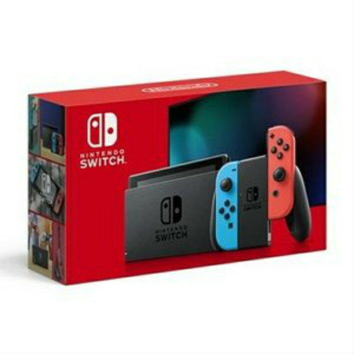 Nintendo Switch, 本体  Nintendo Switch JOY-CON(L) (R) 4902370542912