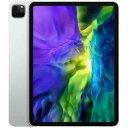 [新品] Apple アップル 2020年 iPad Pro 11インチ Wi-Fi 1TB シルバーsilver MXDH2J/A 4549995117806