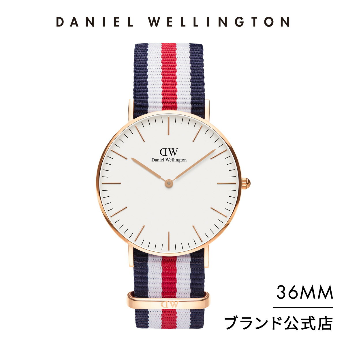 DANIELWELLINGTON(ダニエルウェリントン)『CLASSICCANTERBURY(DW00100030)』