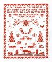 フレメ クロスステッチ 刺繍キット 【クリスマスソング】 クリスマス デンマーク 輸入ししゅうキット