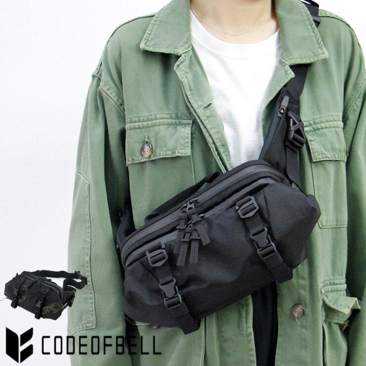 レディースバッグ, ボディバッグ・ウエストポーチ P35 125 0:00 CODE OF BELL x-pod s Sling Pack