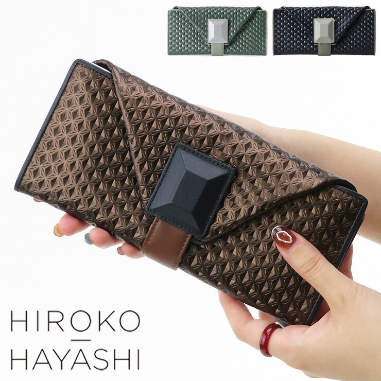 財布・ケース, レディース財布 P35 35 23:59hiroko hayashi CARATI 711-07763 709-11563