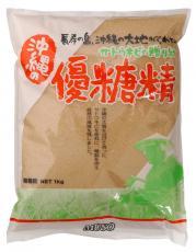沖縄のサトウキビだけを使い、精製を控えて作りました。サトウキビの風味をそのまま残していま...
