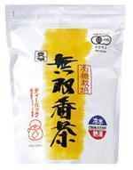 無漂白ティーバッグ使用【ムソー】有機・無双番茶<T.B> 5g×40