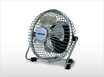 【送料無料】テクノス マグネット扇 MG-9     扇風機 小型 ファン マグネットファン 送風 サーキュレーター 卓上