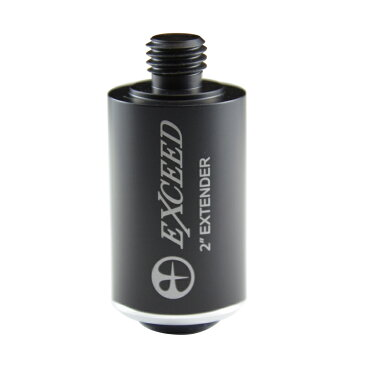 ビリヤードアクセサリー エクシード 2インチ エクステンダー