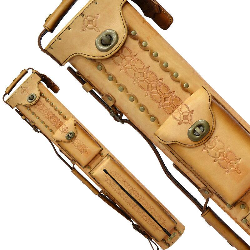 【特価品】ビリヤード キューケース【キューケース】Instroke Cue Case サドル 2B4S 24-4 [インストローク キューケース]:ビリヤード&ダーツ ER SPORTS