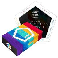 ダーツバレルTARGETSOLOG3JAPANCHAMPION2018小野恵太ジャパンコンストラクターズチャンピオン