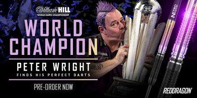ダーツバレルReddragonSnakebitePeterWrightWorldChampion2020Editionレッドドラゴンスネークバイトピーター・ライトワールドチャンピオン