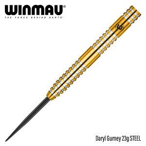 【スーパーSALE】ダーツ バレル Winmau Daryl Gurney 23g STEEL ウィンモー ダリル・ガーニー (メール便OK/5トリ)