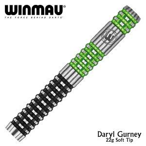 【スーパーSALE】ダーツ バレル ウィンモー Winmau Daryl Gurney SP 2BA 22g ダリル・ガーニーモデル スペシャルエディション(メール便OK/5トリ)