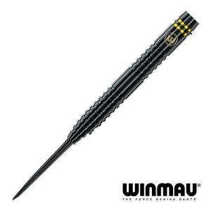 winmau Daryl Gurney 90% 23g Steel Black ウィンマウ ダリル・ガーニー ブラックエディション スティール ウィンモー (メール便OK/5トリ)