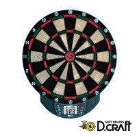 ダーツボードダーツ【D.craft】ElectricBoard501エロクトリックボード501